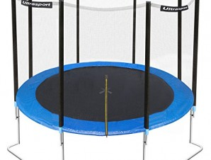trampoline ultrasport 366 meilleur loisir. Black Bedroom Furniture Sets. Home Design Ideas
